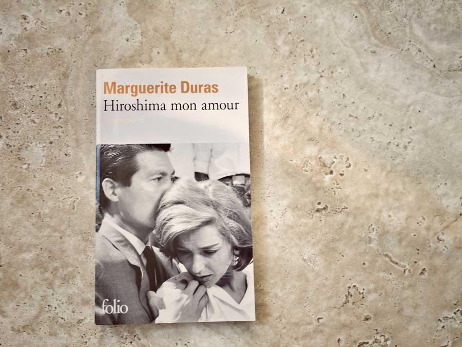 Hiroshima mon amour de Marguerite Duras par Livrepoche.fr