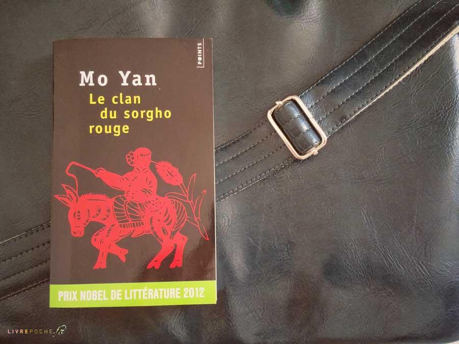 Le clan du sorgho rouge de Mo Yan par Livrepoche.fr