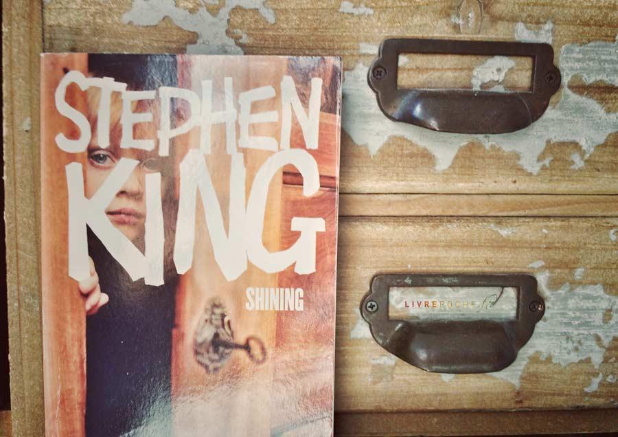 Shining de Stephen King par Livrepoche.fr