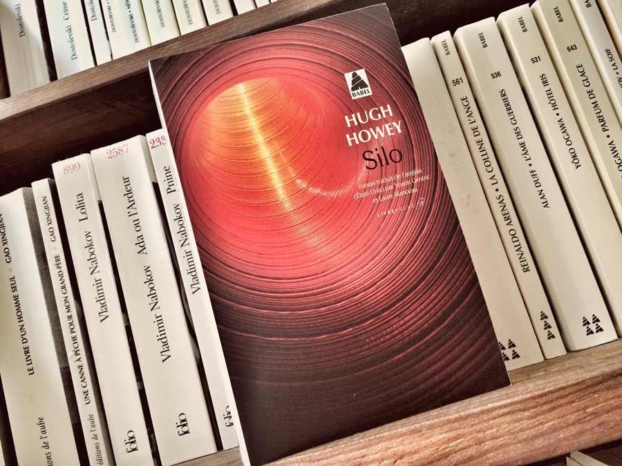 Silo de Hugh Howey par Livrepoche.fr