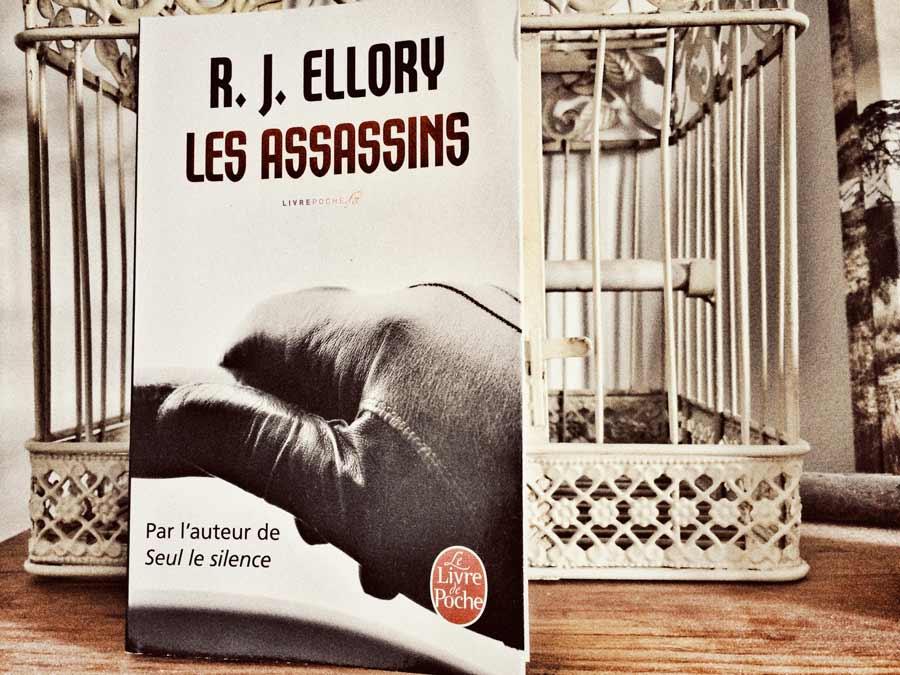 Les Assassins de R.J. Ellory par Livrepoche.fr