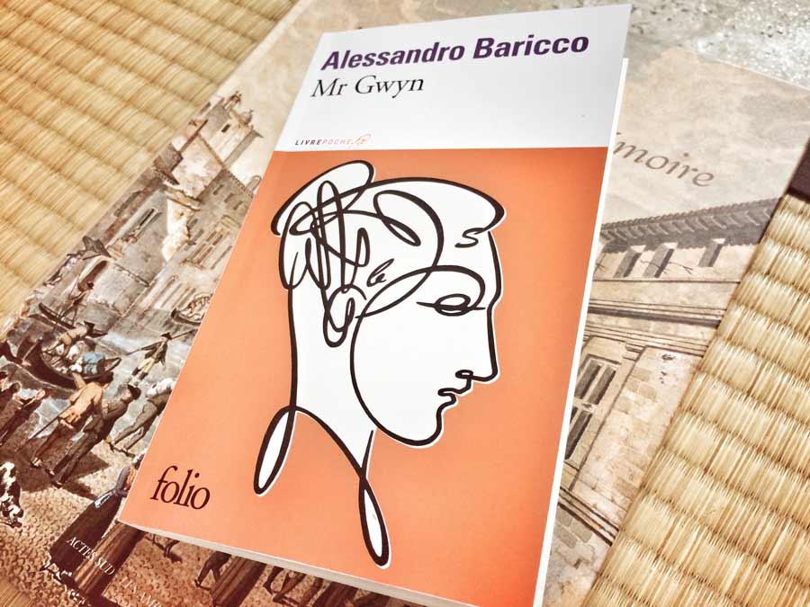 Mr Gwyn d'Alessandro Baricco par Livrepoche.fr