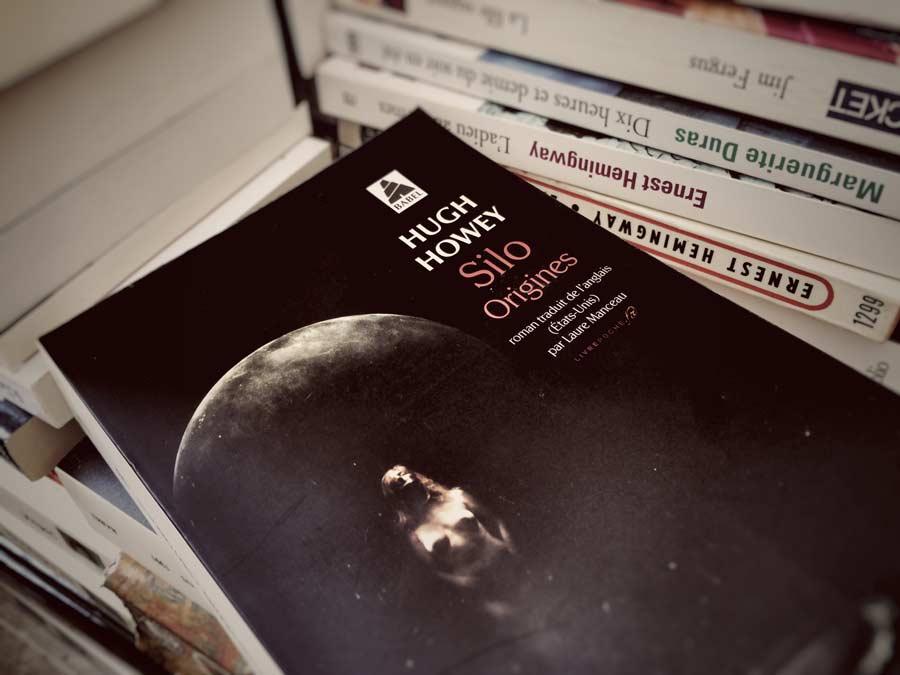Silo Origines de Hugh Howey par Livrepoche.fr