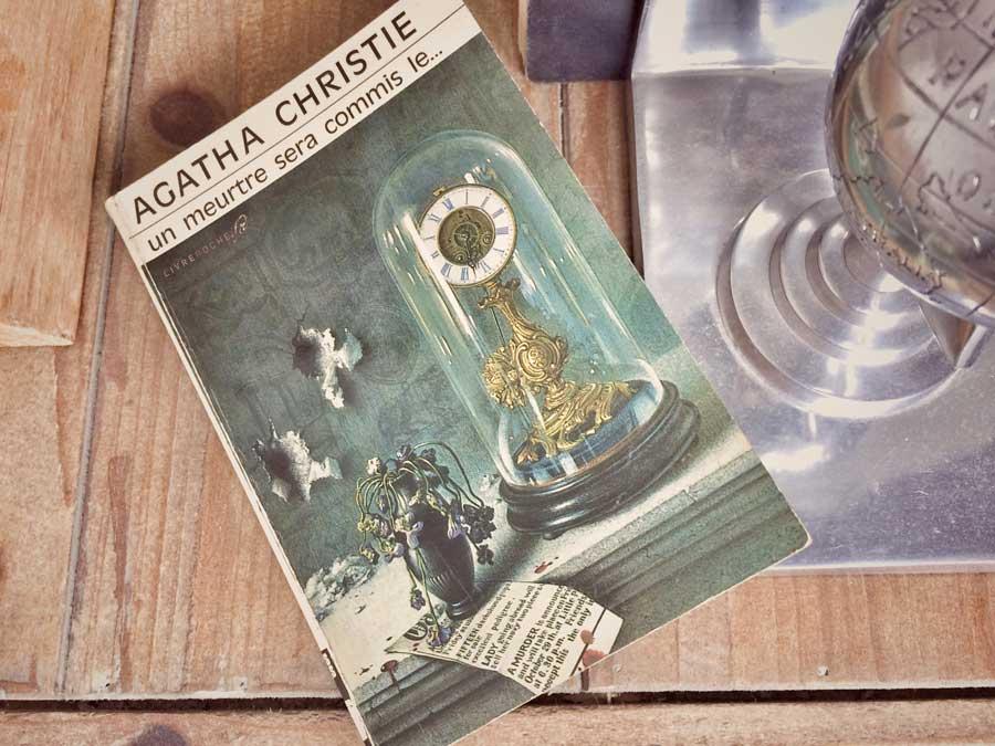 Un meurtre sera commis le… d'Agatha Christie par Livrepoche.fr