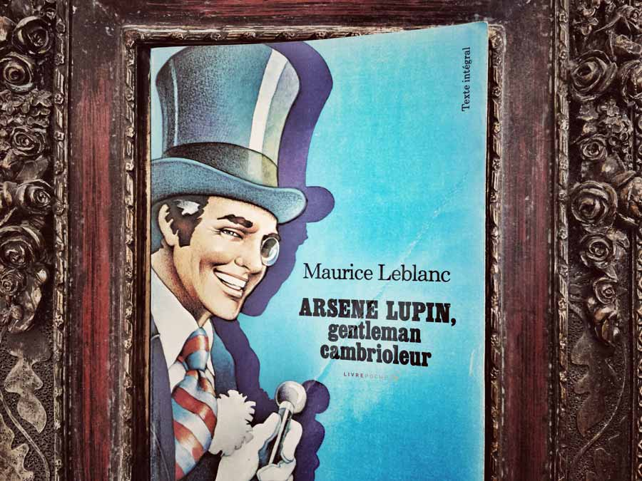 Arsène Lupin, gentleman cambrioleur de Maurice Leblanc par Livrepoche.fr