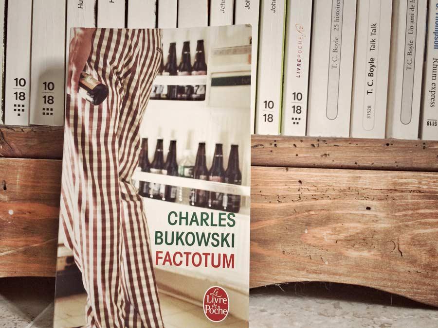Factotum de Charles Bukowski par Livrepoche.fr