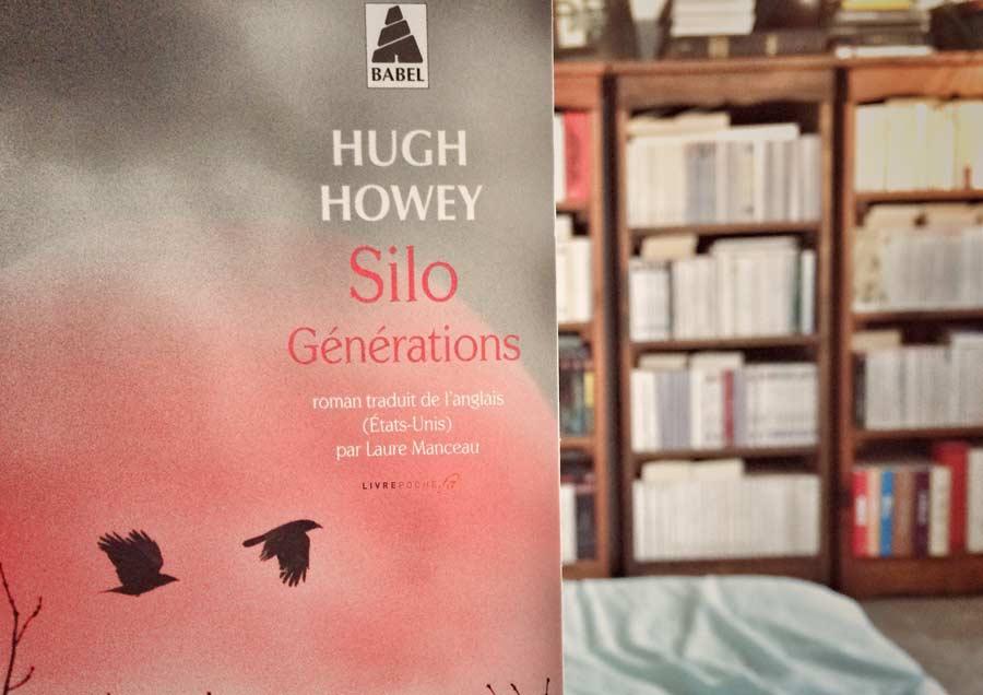Silo Générations de Hugh Howey par Livrepoche.fr