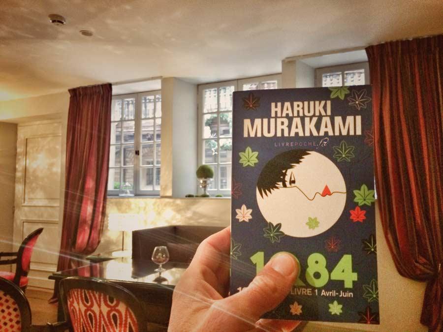 1Q84 Tome 1 de Haruki Murakami par Livrepoche.fr