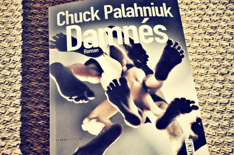 Damnés de Chuck Palahniuk par Livrepoche.fr