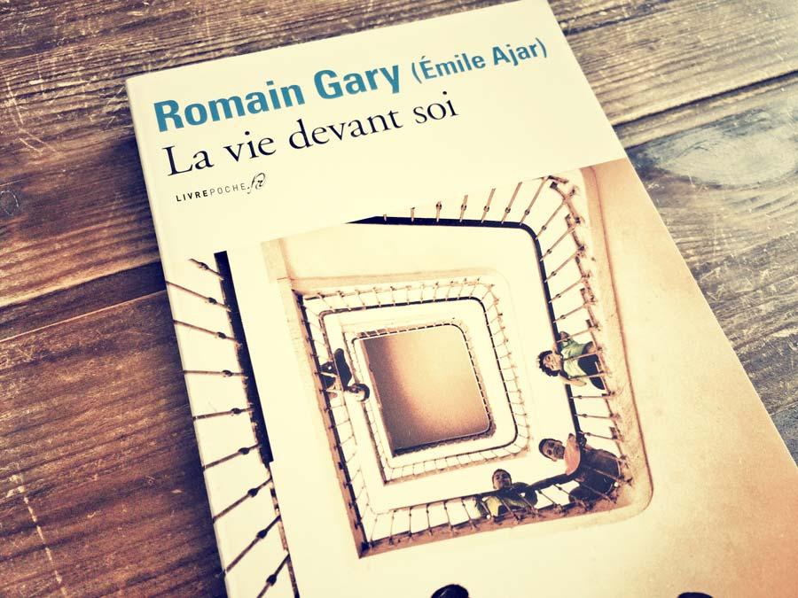 La vie devant soi de Romain Gary (Émile Ajar) / Livrepoche.fr