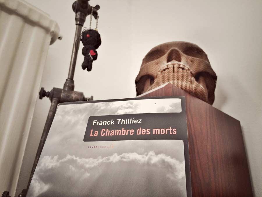 Franck thilliez archives - La chambre des morts franck thilliez ...